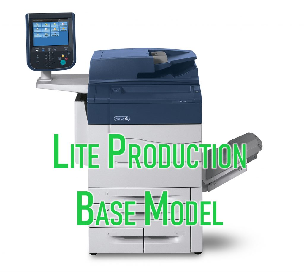 Xerox C60 Lease Base Model