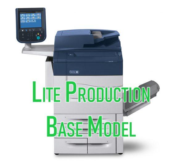 Xerox C60 Lease Base Model