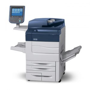 Xerox C60 with 4 paper trays, base model
