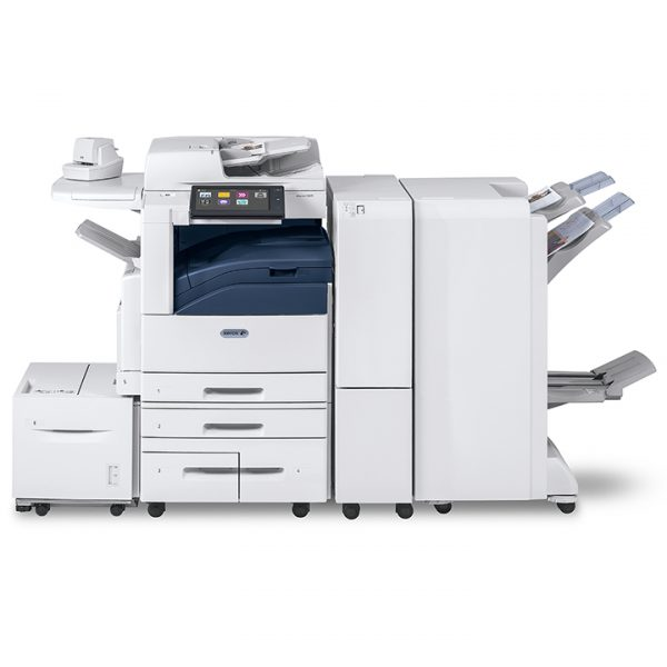 Full loadout of a Xerox Altalink