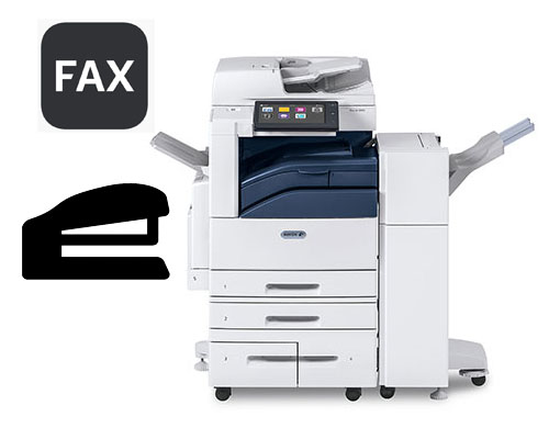 Xerox Altalink C8030 Fax and Office Finisher