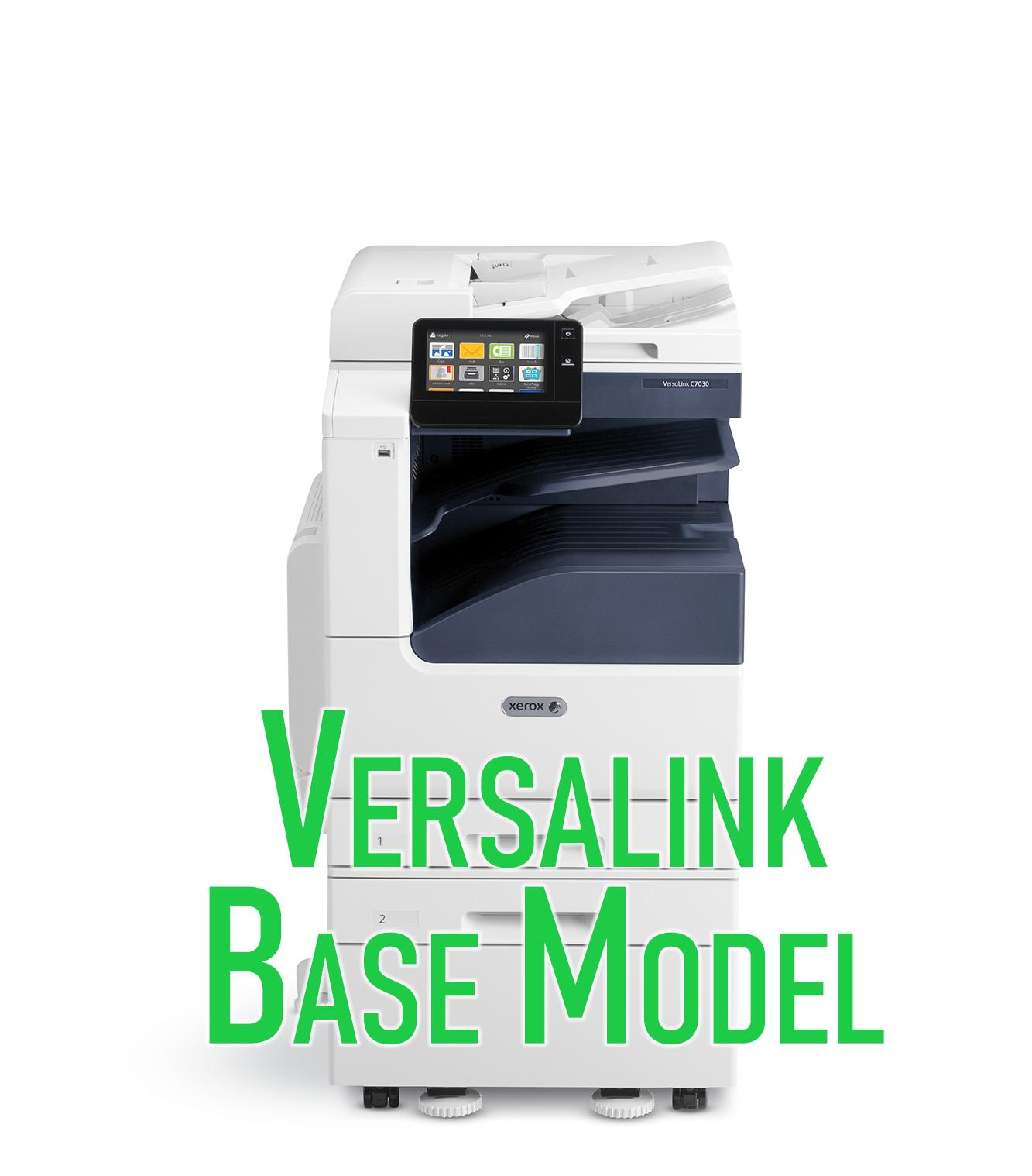 Versalink C7020 Technical Specs