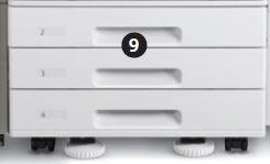 Versalink Three Tray Module