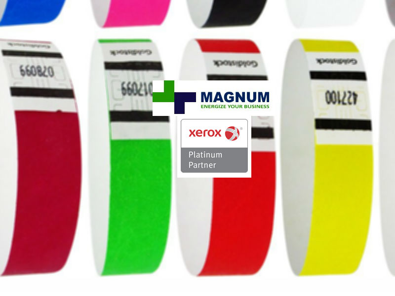 picture about Printable Tyvek Wristbands called Printing Tyvek Wristbands with Xerox United states of america Copier Rent