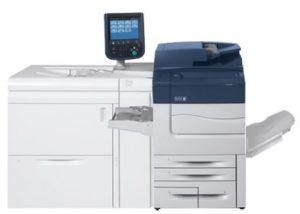 Xerox C60/70 with High Capacity Feeder