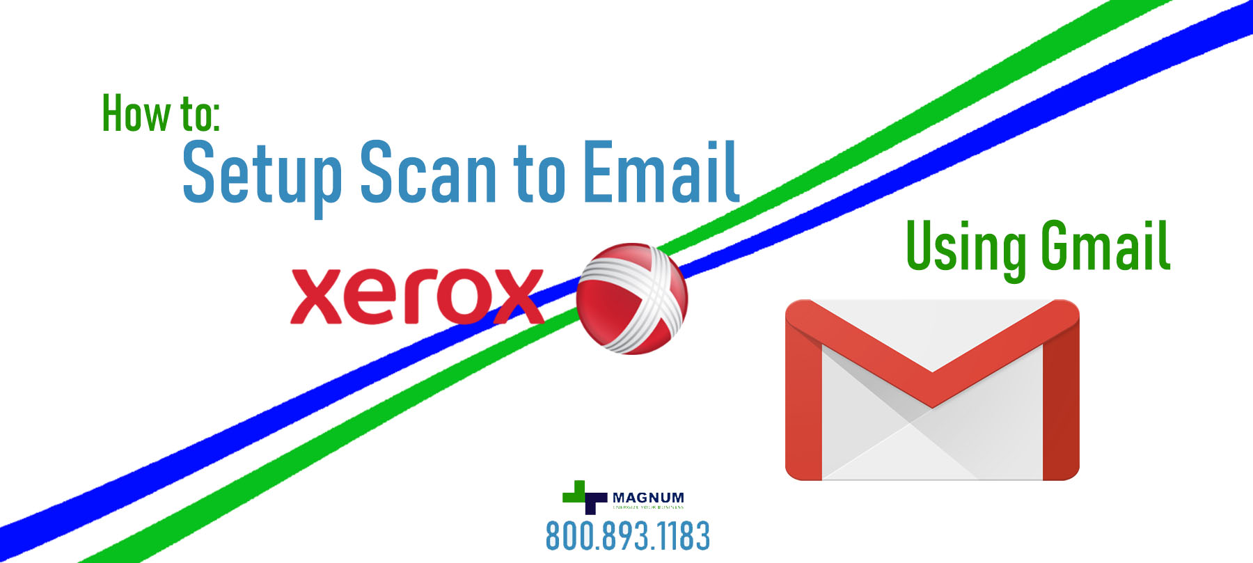 How to setup Scan to Email with Gmail on Xerox Altalink