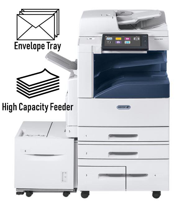 Xerox Altalink C8035 High Capacity Feeder and Envelope Tray