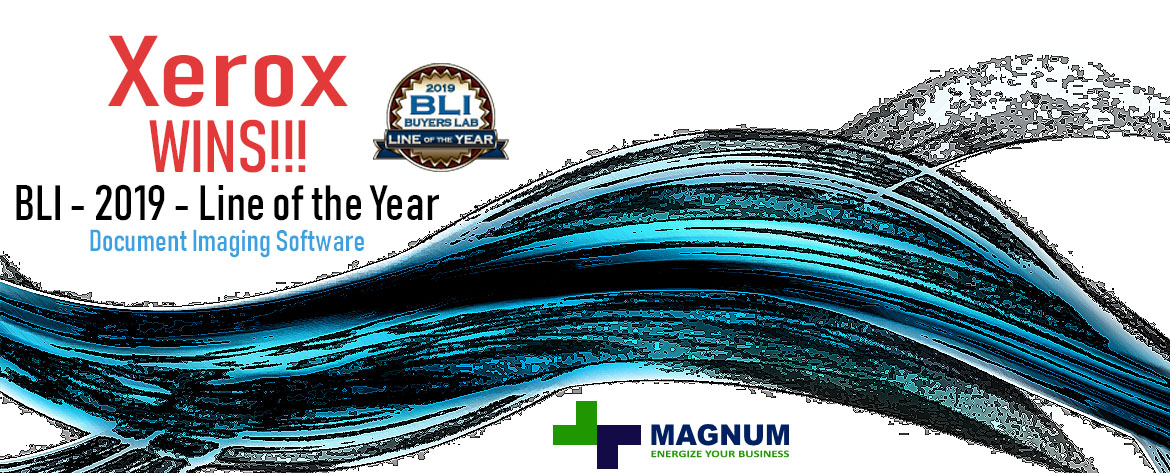 BLI – Xerox Wins – 2019 Document Imaging Software – Line of the Year