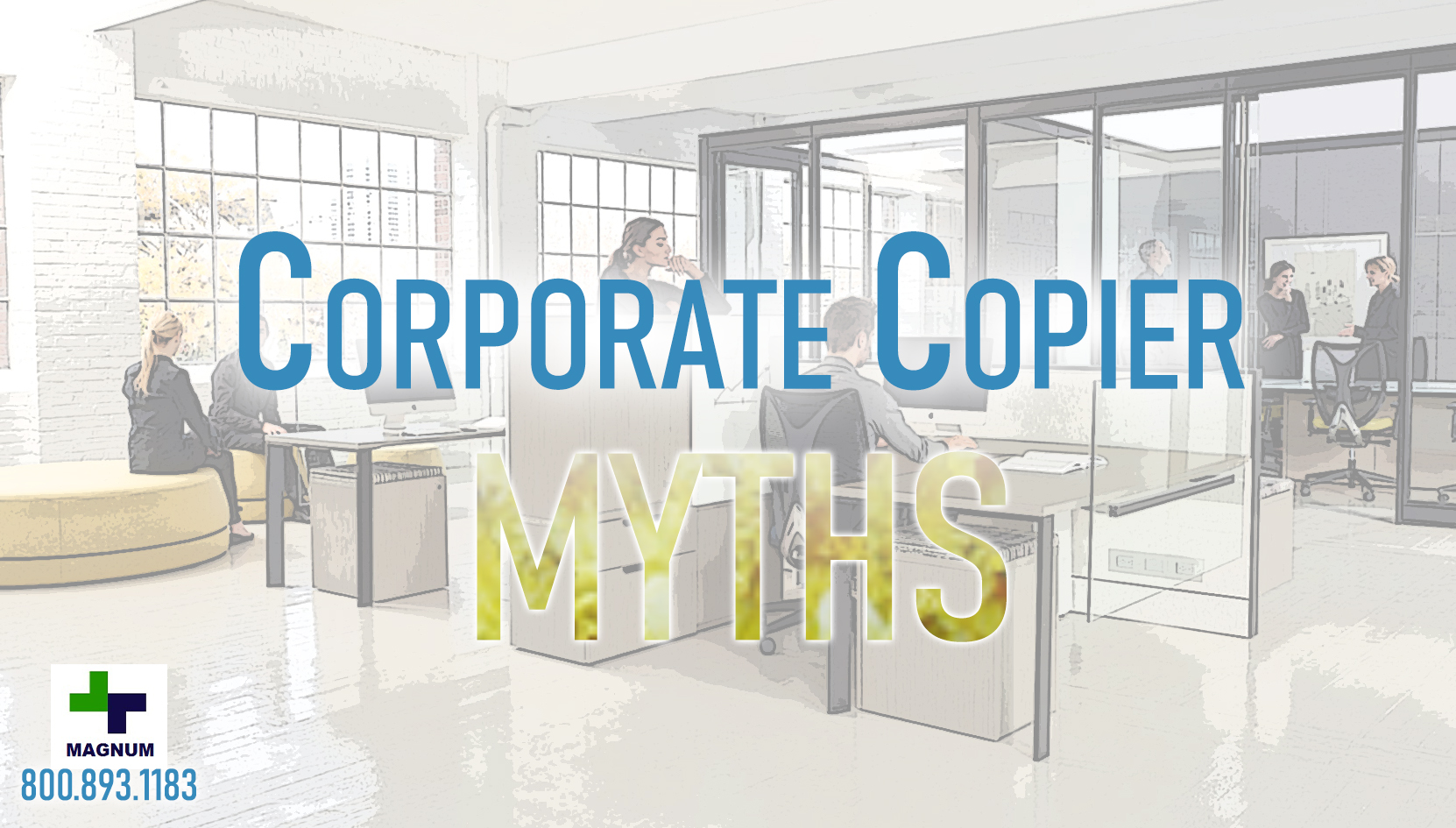Corporate Copier Leasing Myths