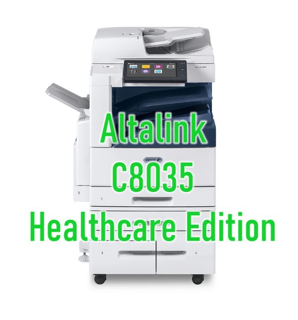 Xerox Altalink C8035 HealthCare MFP Edition for lease online