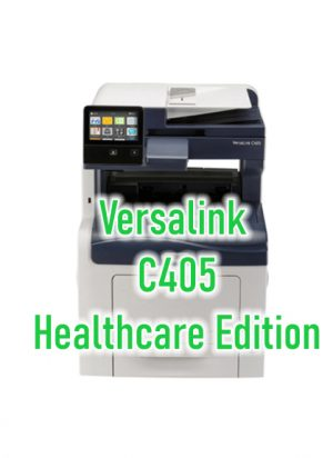 Xerox Versalink C405 Healthcare MFP Lease Option Title Picture