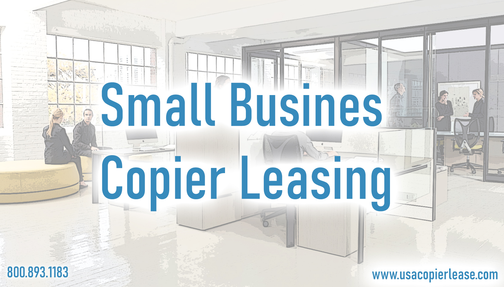 How to: Lease Copiers for a Small Business