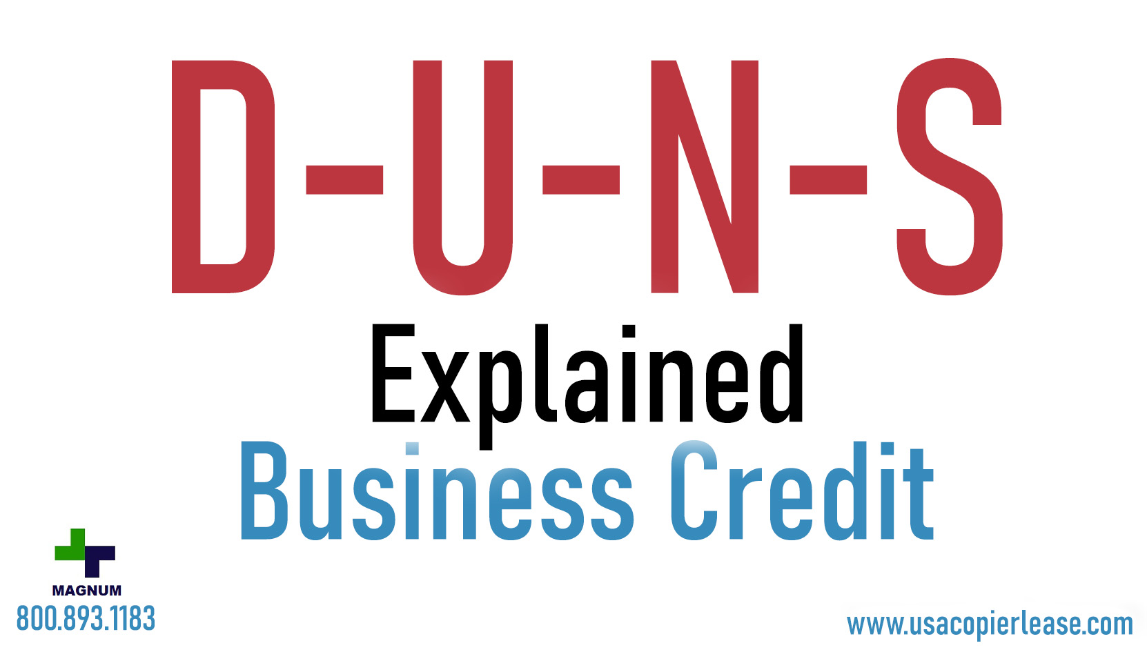 How do leasing companies check a business credit?