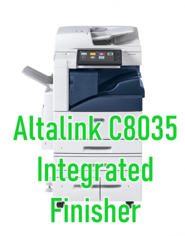 Altalink C8035 with Integrated Office FInisher Lease