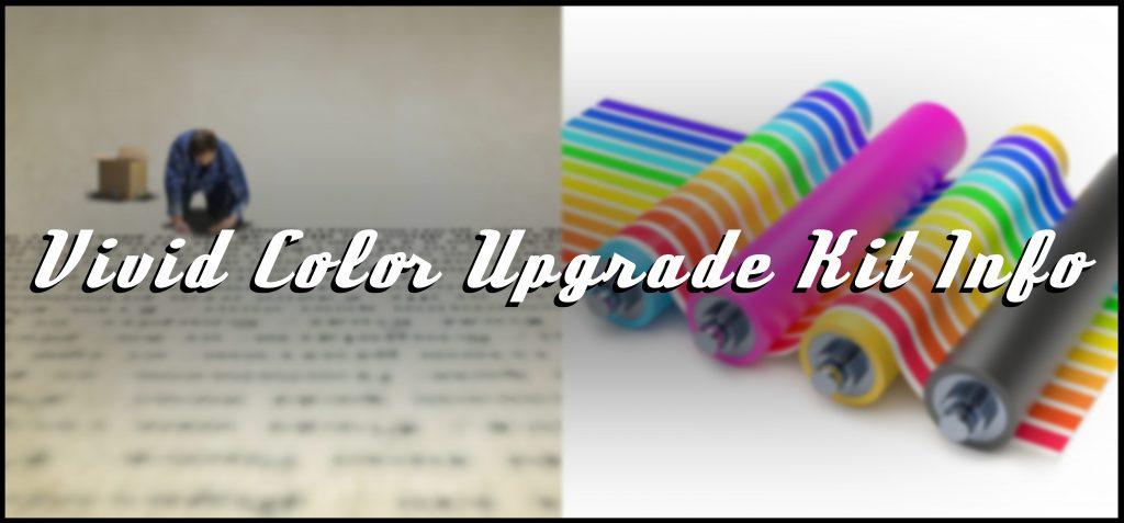 Xerox C60 Vivid Toner Kit Upgrade