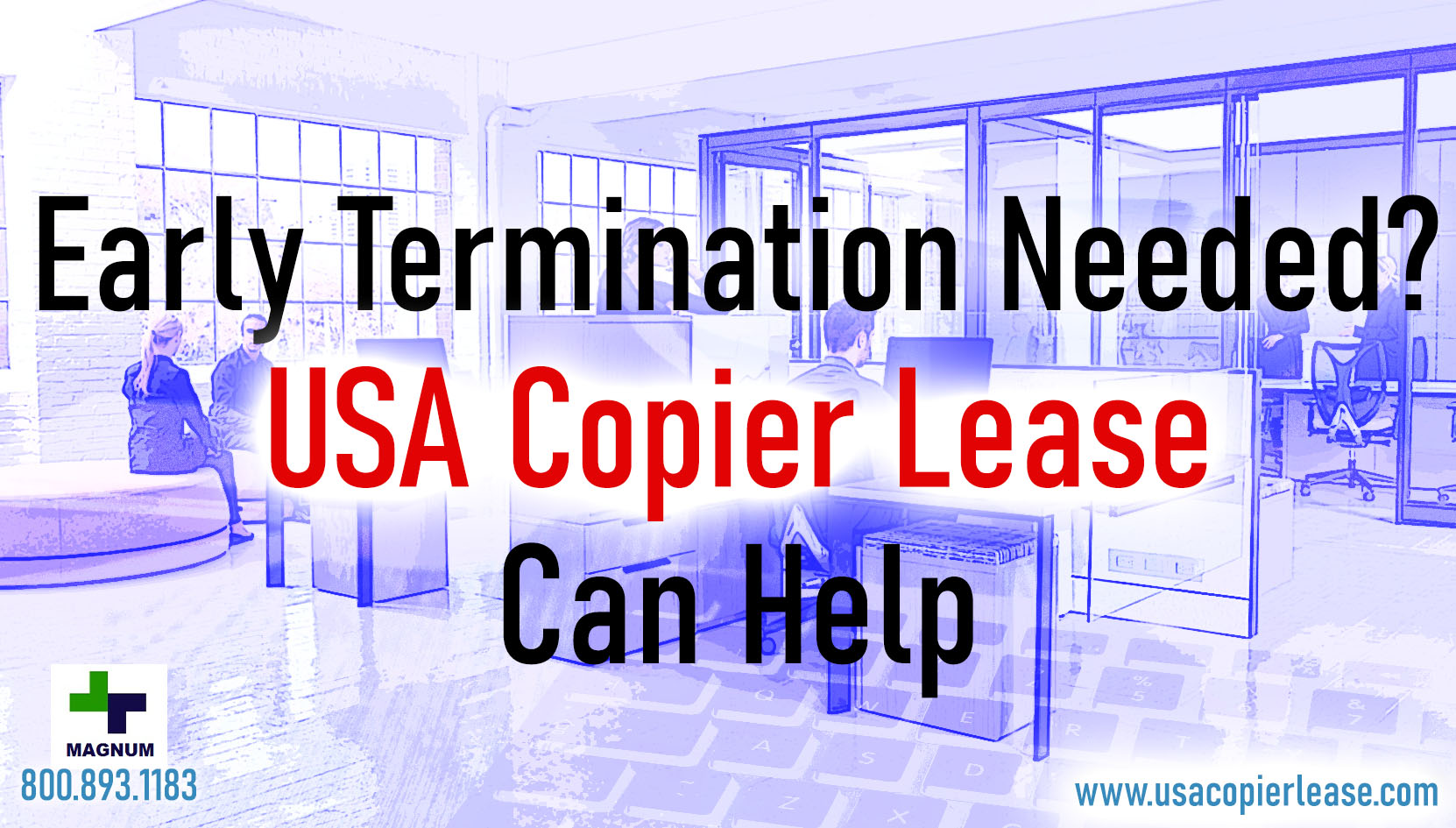 How to get out of a copier lease