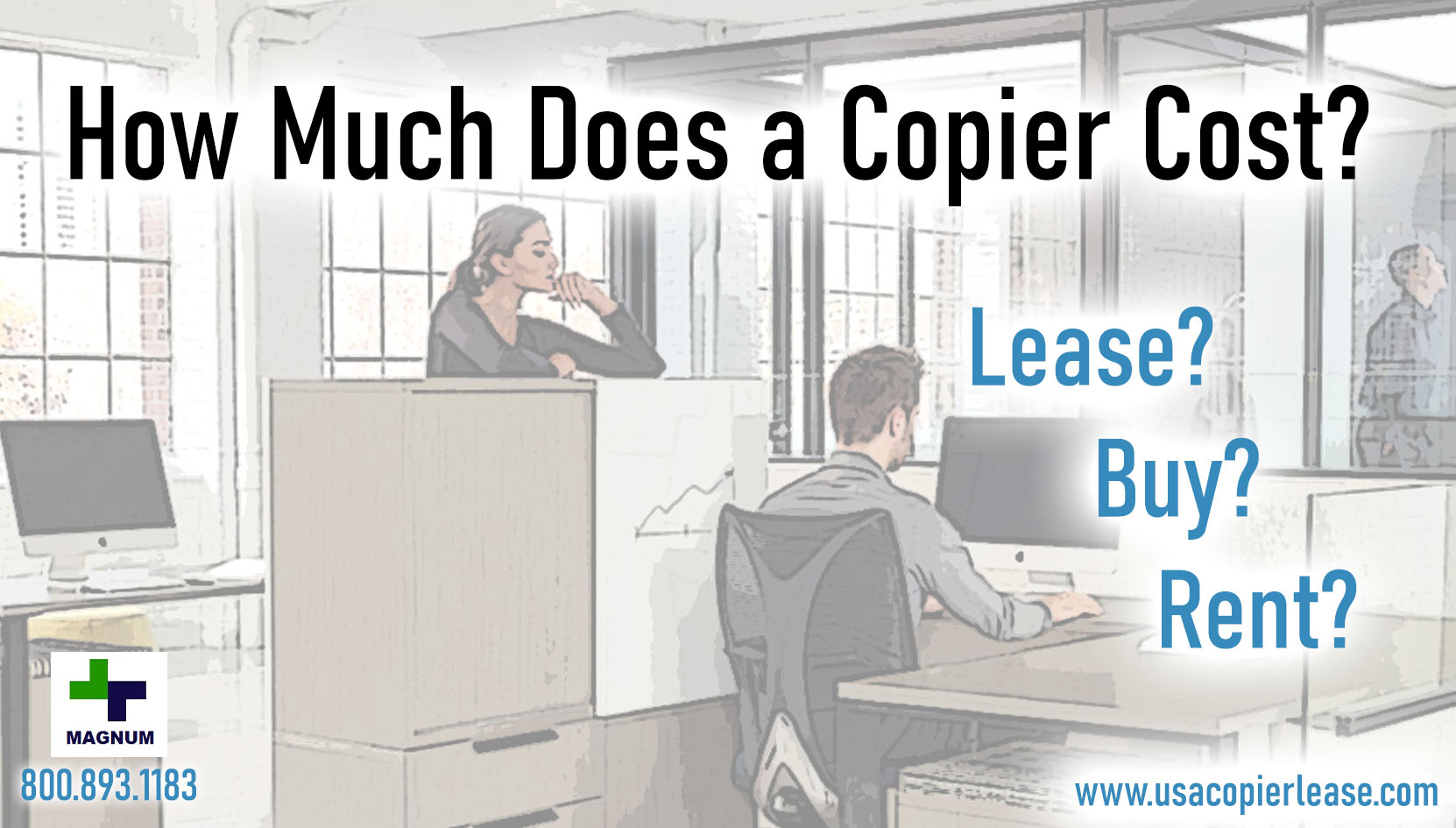 How Much Does a Copy Machine Cost?