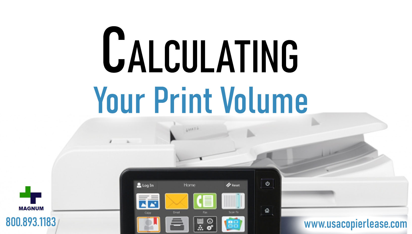 How Much Do You Print Monthly?